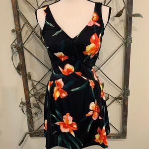 Maxine of Hollywood Empire swim dress sz 14